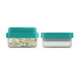 Ланч-бокс для салатов компактный GoEat™ изумрудный
