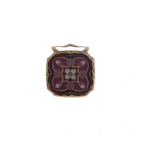 Зажим для платка Clara Bijoux 11-03597 R