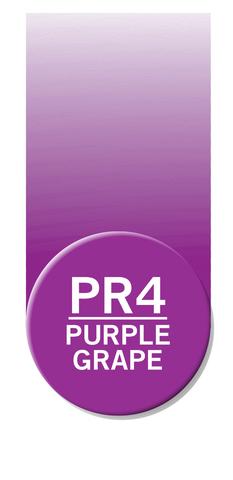 Маркер Chameleon Color Tones фиолетовый виноград PR4