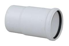 Патрубок компенсационный Rehau Raupiano Plus d 110 мм.