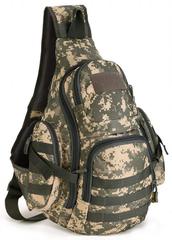 Тактический однолямочный рюкзак Mr. Martin 5053 ACU