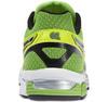Мужские беговые кроссовки Asics Gel Phoenix 6 (T420N 0799) желтые фото пятка