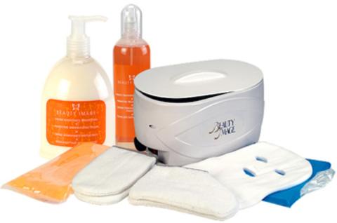Beauty Image Набор - Для парафинотерапии, 8 предметов