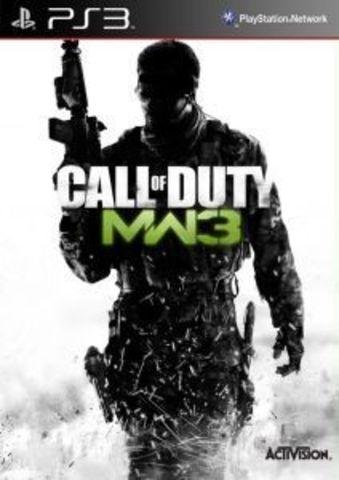 PS3 Call Of Duty: Modern Warfare 3 (английская версия)
