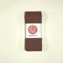 ЛЕНТА ДЛЯ ЛОСКУТНОГО ШИТЬЯ темный шоколад