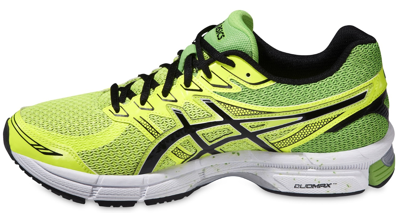 Мужская беговая обувь  Asics Gel Phoenix 6 (T420N 0799) желтая фото
