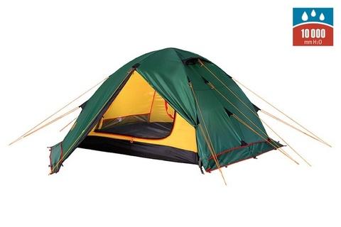 палатка туристическая Alexika RONDO 3 Plus green, 390x215x115