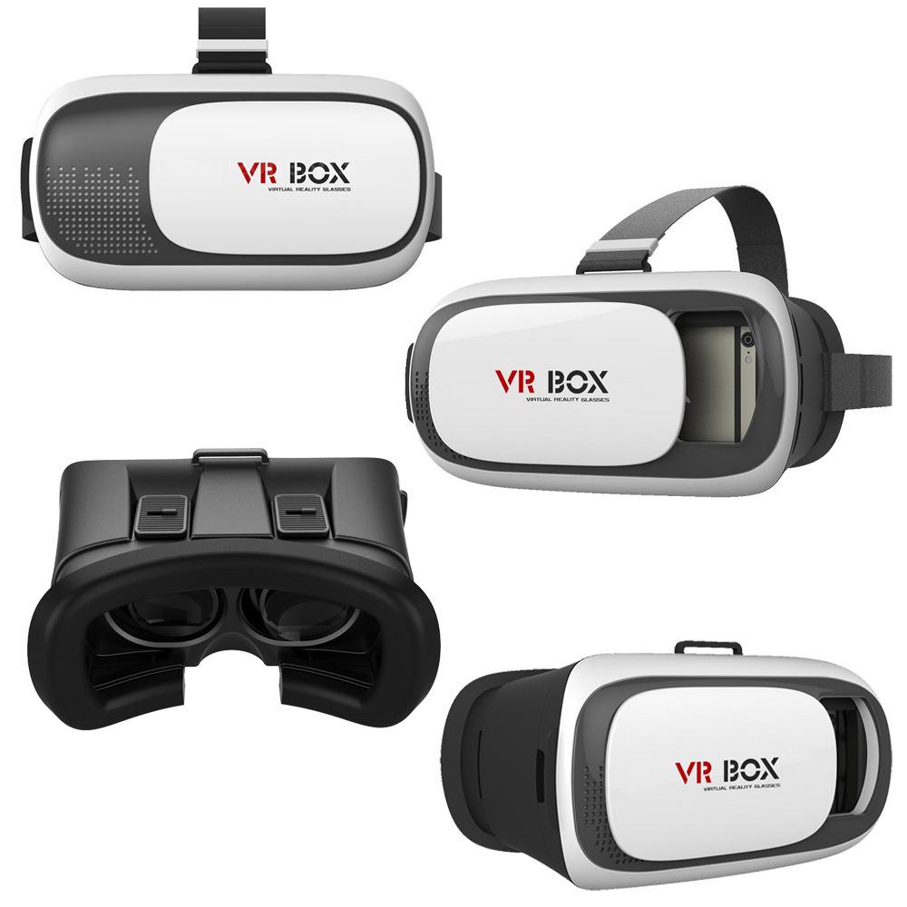 Вместе с очками VR Box 2 в поставку входит пульт управления