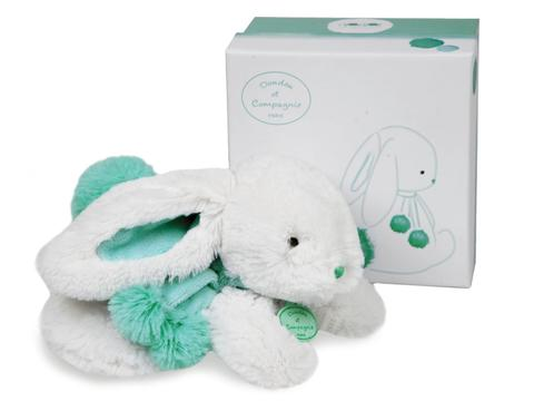 Doudou et Compagnie. Pompon MM rabbit almond 25cm