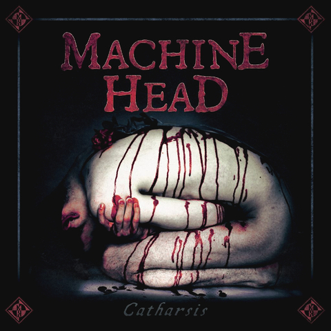 Machine Head / Catharsis (RU)(CD+DVD)