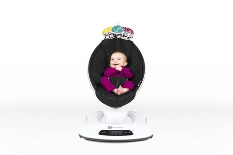 Качели-шезлонг 4moms MamaRoo 4.0 Black напрокат