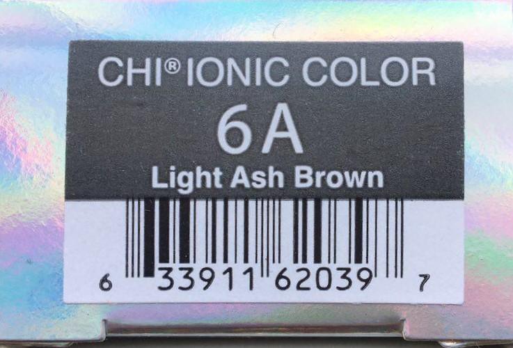 Крем-краска CHI Ионик 6 A 85 гр