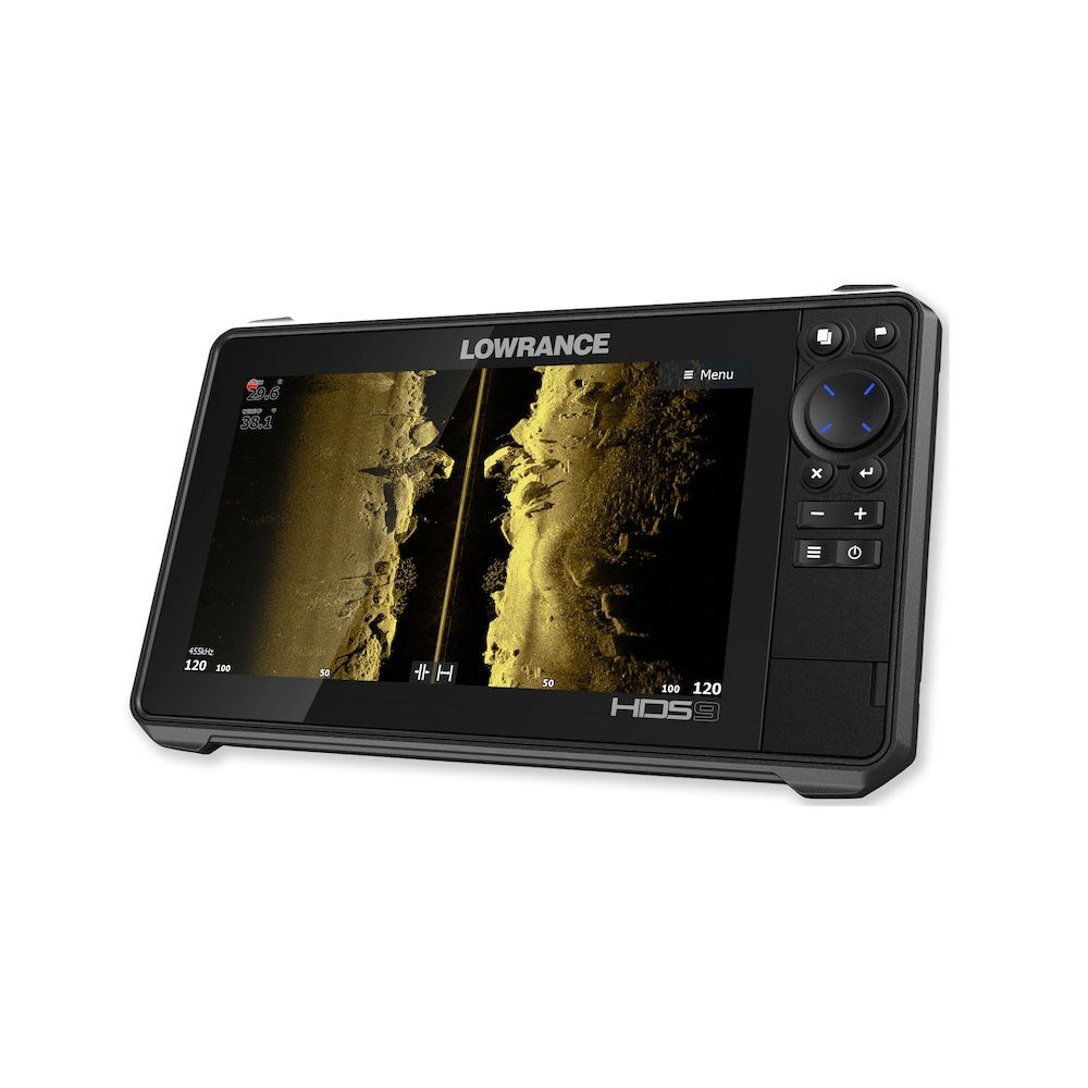 Lowrance HDS-9 LIVE с датчиком Active Imaging 3-in-1