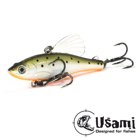 Воблер Usami Bigfin 80S #573