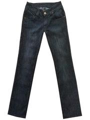 5592 джинсы женские, темно-синие