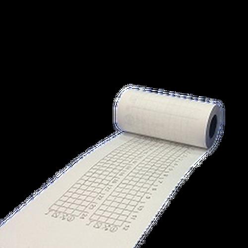 Лента диаграммная 57х8х12 для цифровых автотахографов, реестр 111