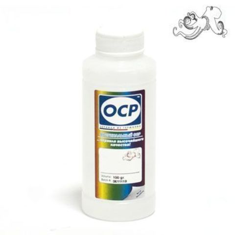 OCP LCF III - сервисная жидкость для отмачивания пигмента 100 gr