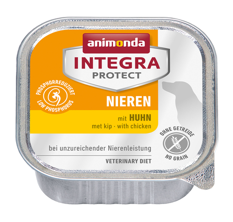 Animonda Integra Protect Dog (ламистер) Nieren (RENAL) with Chicken