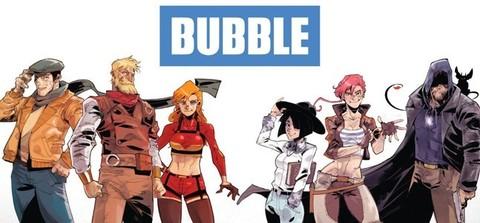 Два случайных сингла Bubble