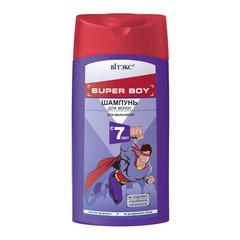 Шампунь для волос для мальчиков