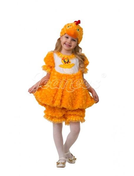 Карнавальный костюм детский  Цыпочка Тутта