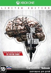 Xbox One Evil Within. Limited Edition (русские субтитры)