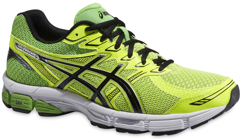 Мужские кроссовки для бега Asics Gel Phoenix 6 (T420N 0799) желтые фото