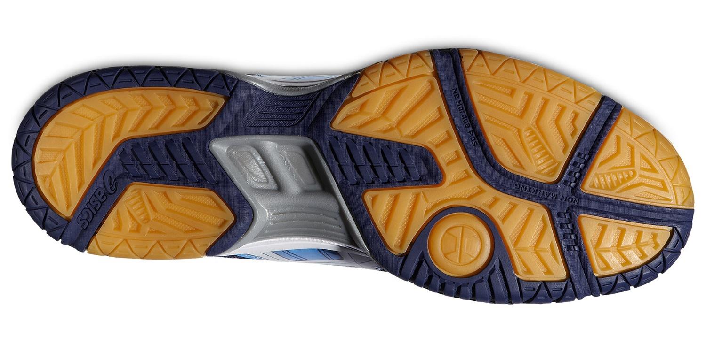 Мужские кроссовки для волейбола Асикс Gel-Rocket 7 (B405N 4101) синие фото