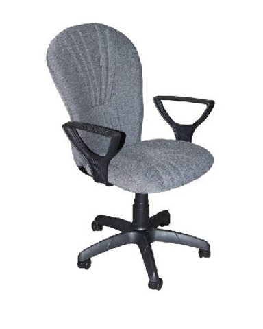 Кресло ВАНС ткань серая