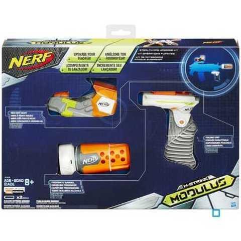 Hasbro: Набор Nerf Модулус сет 2: Специальный агент B1535