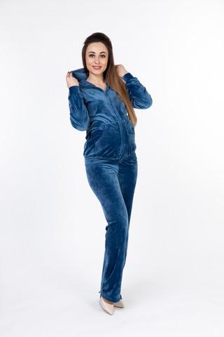 Костюм 09928 синий
