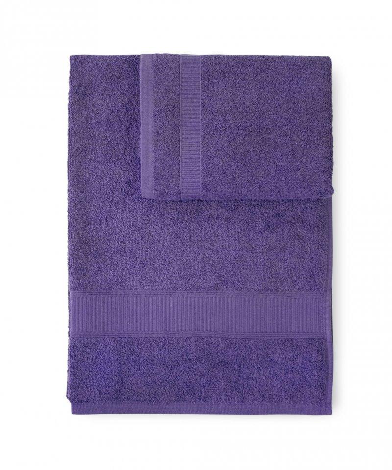Наборы полотенец Набор полотенец 2 шт Caleffi Calypso фиолетовый nabor-polotenets-2-sht-caleffi-calypso-fioletovyy-italiya.jpg