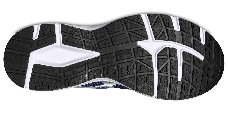 Мужские кроссовки для бега Асикс Patriot 8 (T619N 4393) синие фото