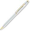 Ручка шариковая Cross Century II Medalist Chrome/23Ct Gold Plated (3302WG) диски helo he844 chrome plated r20