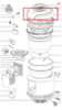 Крышка для мультиварки Moulinex (Мулинекс) - SS-994597