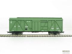 Деревянный Крытый вагон (11-066-01), СЖД, (IV Эп.)