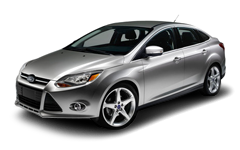 FORD Focus III ambiente, trend 2011->