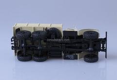 ZIL-157K board beige 1:43 AutoHistory