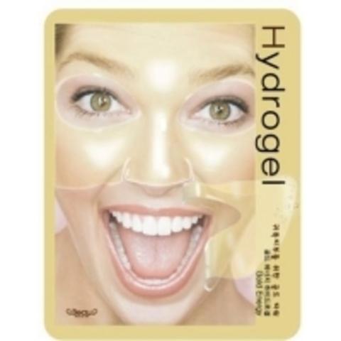 BeauuGreen Гидрогелевая маска с коллоидным золотом