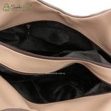Сумка Саломея 752 мульти шоколад