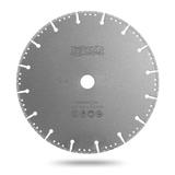 Универсальный алмазный диск Messer V/M диаметр 230 мм