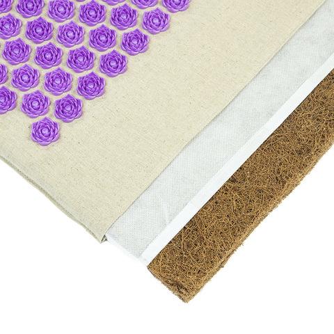 Массажный коврик DeviMat 75*44 см, акупунктурный