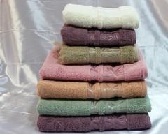 JAKARLI BAMBOO  ЖАКАРЛИ БАМБУ полотенце махровое Maison Dor Турция