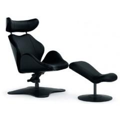 кресло lounge tok ( black )