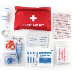 Аварийный комплект первой помощи (мини-аптечка)