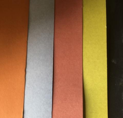 065-3356 Картон цветной односторонний А3 , 1 лист
