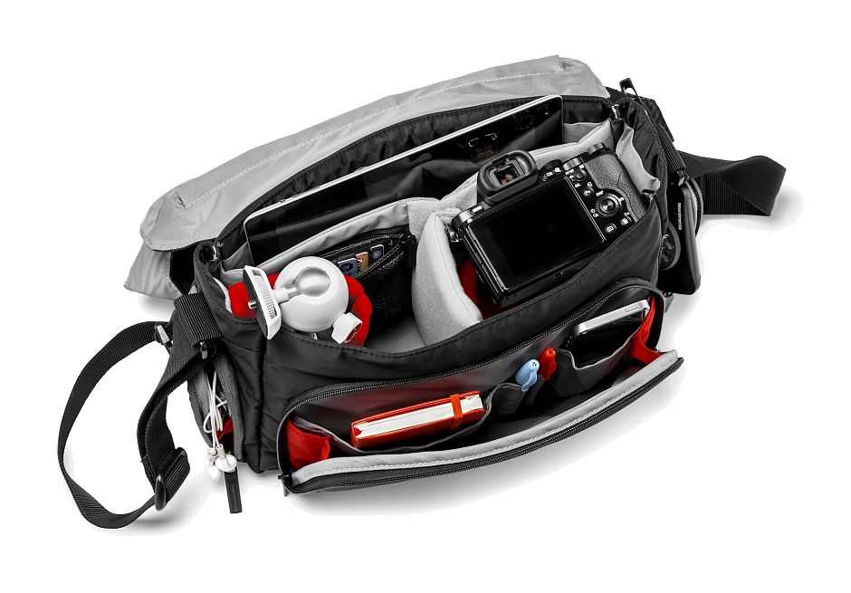 Manfrotto MA-M-AS Advanced Pixi Messenger