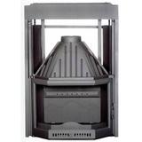 Каминные топки Ferlux Топка 825 flat guillotine V12