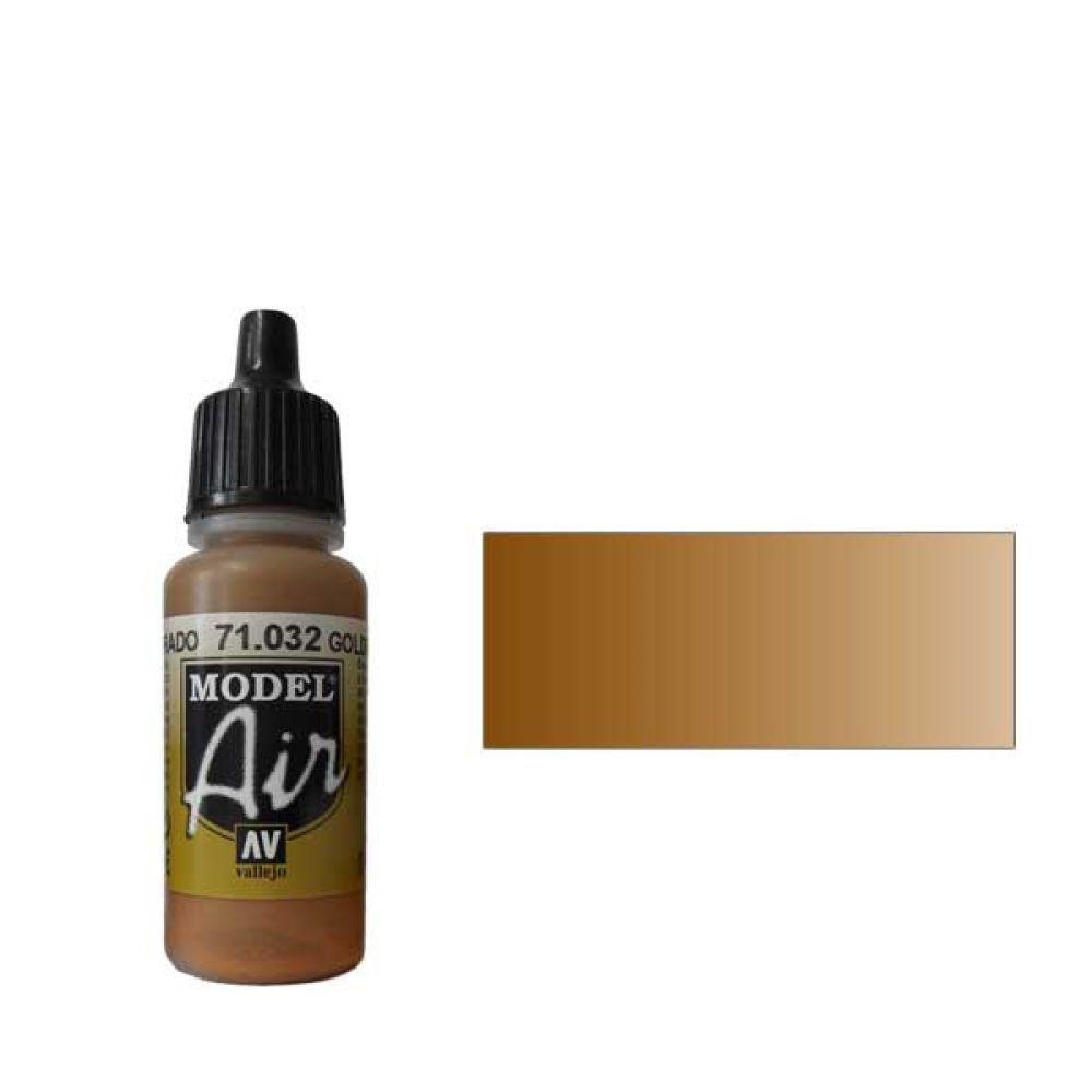 Model Air 032 Краска Model Air Золотисто-коричневый (Golden Brown) укрывистый, 17мл import_files_d8_d8f83b5958fd11dfbd11001fd01e5b16_141d2233304c11e4b26e002643f9dbb0.jpg
