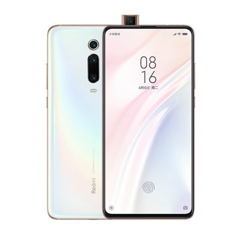 Смартфон Xiaomi Mi 9T Pro 6/64GB White (Global Version)